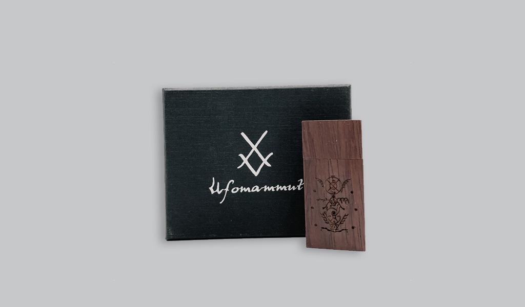 Ufomammut - XV - USB