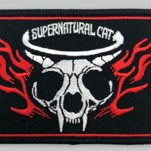 Supernatural Cat patch